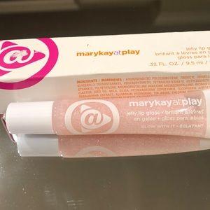 NEW marykayatplay jelly lip gloss, Glow With It